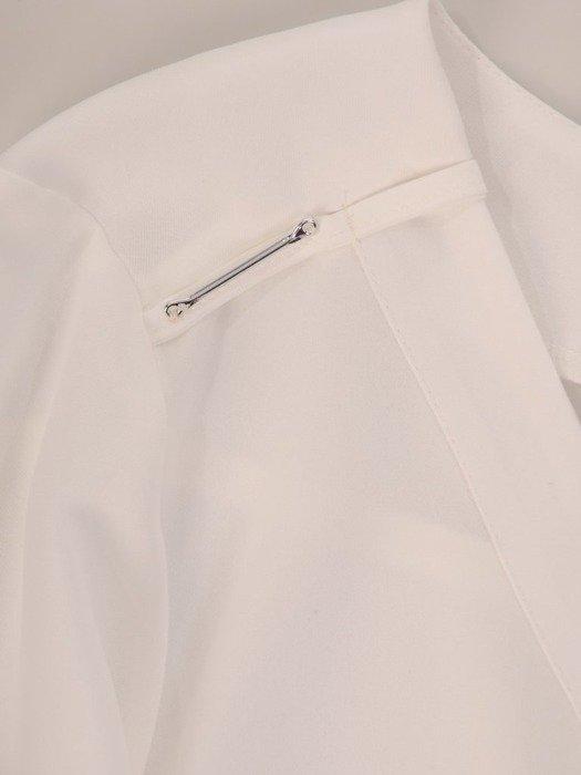 Biała bluzka damska 26109