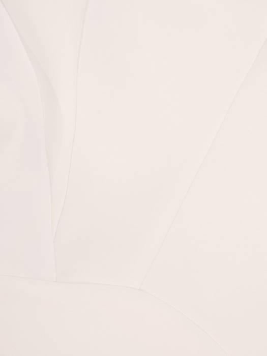 Biały żakiet zapinany na haftkę 29859