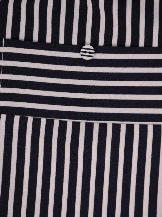 Bluzka damska w paski 26531