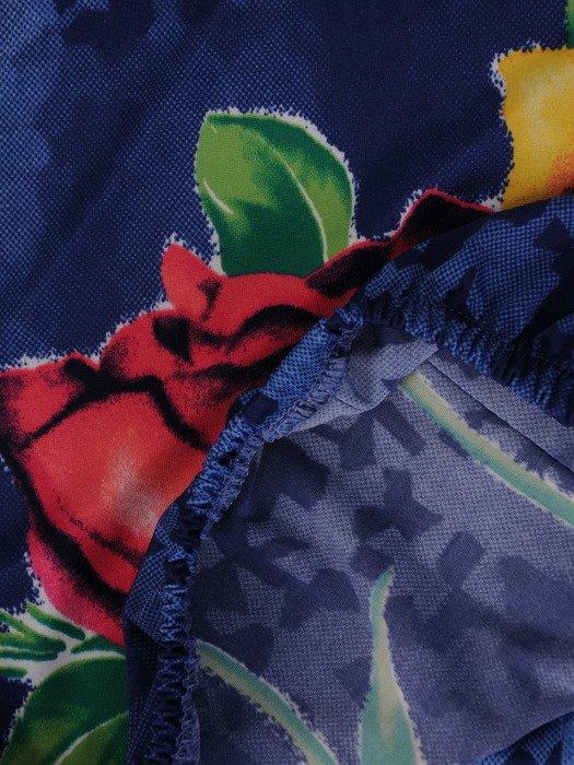 Bluzka z kwiatowym nadrukiem Alida.