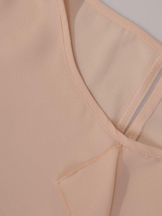 Bluzka z modnym żabotem Karmen I