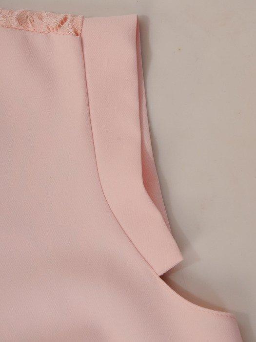 Bluzka z ozdobnym tyłem Krystana II.