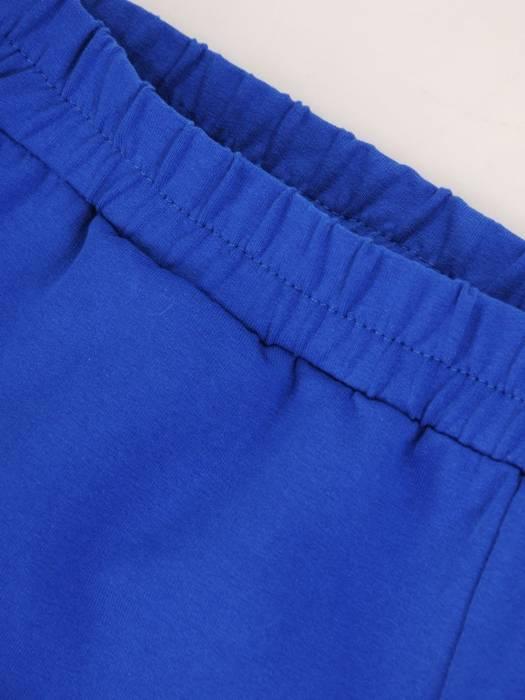 Chabrowy dres damski, wygodne spodnie z bluzą zapinaną na zamek 29447