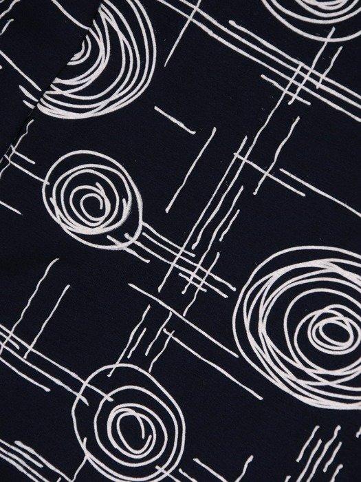 Elastyczna bluzka z dzianiny 26257