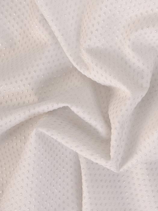Elegancki komplet damski z żakardowej tkaniny 29670