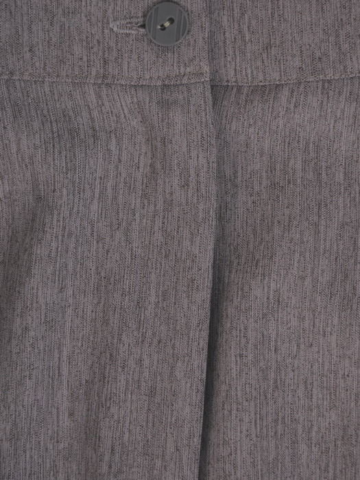 Garnitur damski, szary komplet spodnie z żakietem 20950.