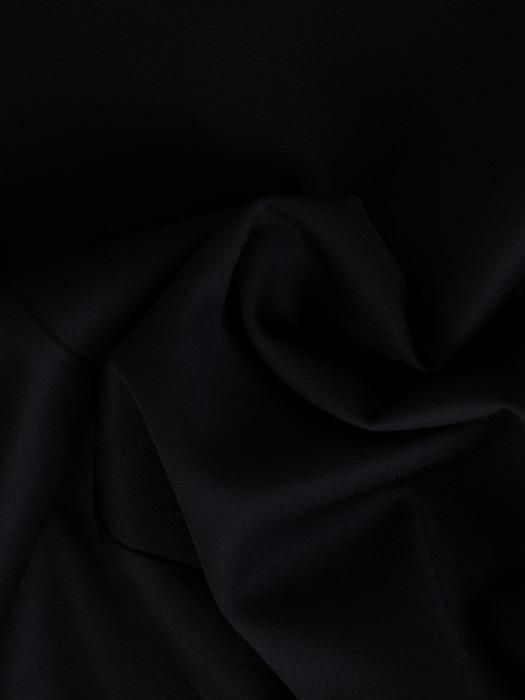 Granatowa sukienka z nowoczesnym dekoltem 20270