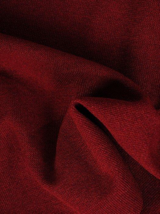 Komplet damski, bordowa spódnica z bluzką 19490.
