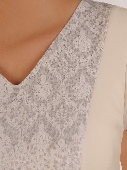 Kostium damski, elegancka sukienka z żakietem 26185