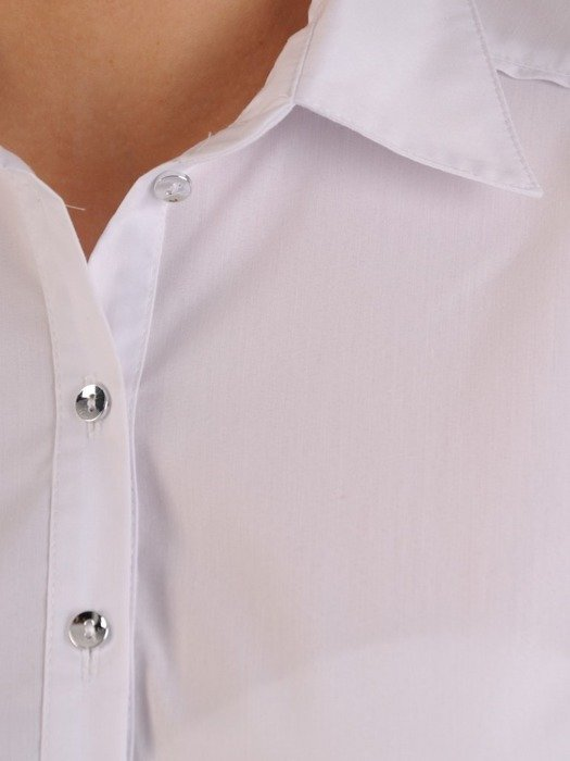 Koszula z modnymi rękawami 25213