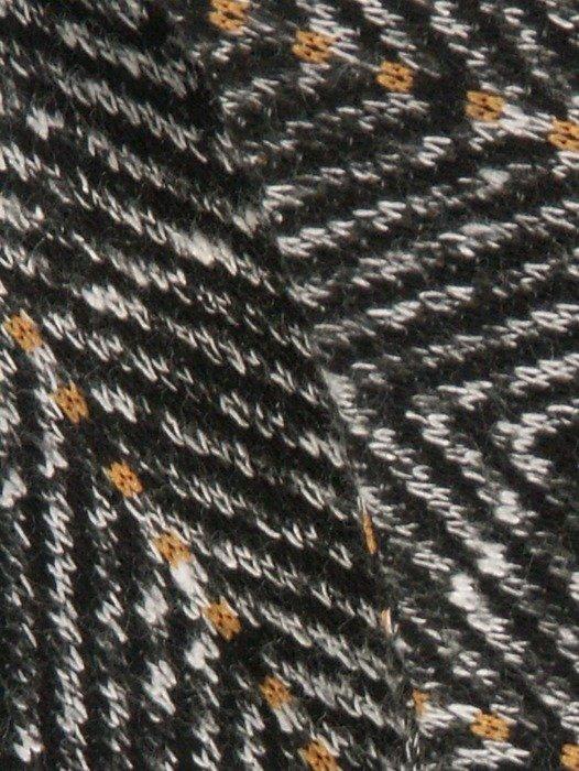 Luźna sukienka z kontrafałdą, jesienna sukienka z dzianiny 22981