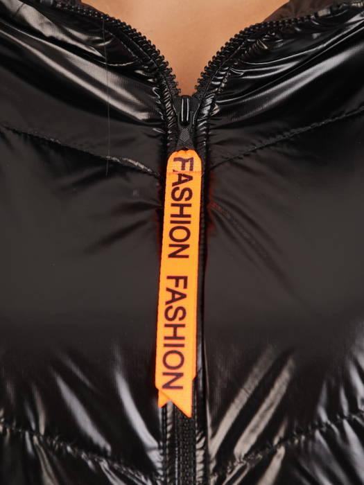 Modna kurtka damska z oryginalnymi rękawami 30661