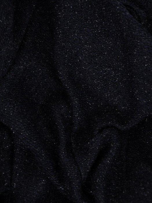 Modny płaszcz z ozdobnym wiązaniem w pasie 19501
