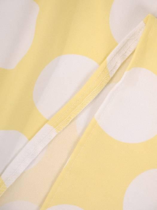 Oryginalna bluzka, tunika z gumką przy dekolcie 29507