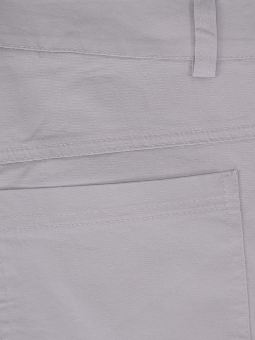 Popielate spodnie z kieszeniami 20267