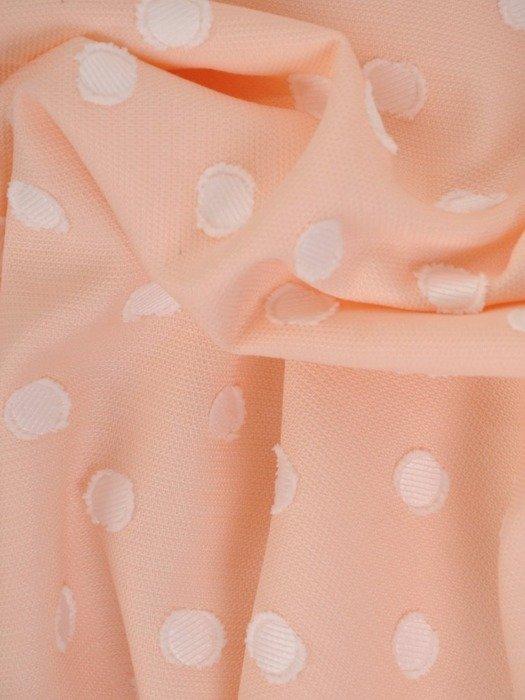 Prosta sukienka z dzianiny, kreacja w oryginalnym wzorze 24816