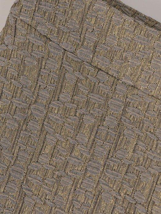 Spódnica damska z tkaniny żakardowej 24054