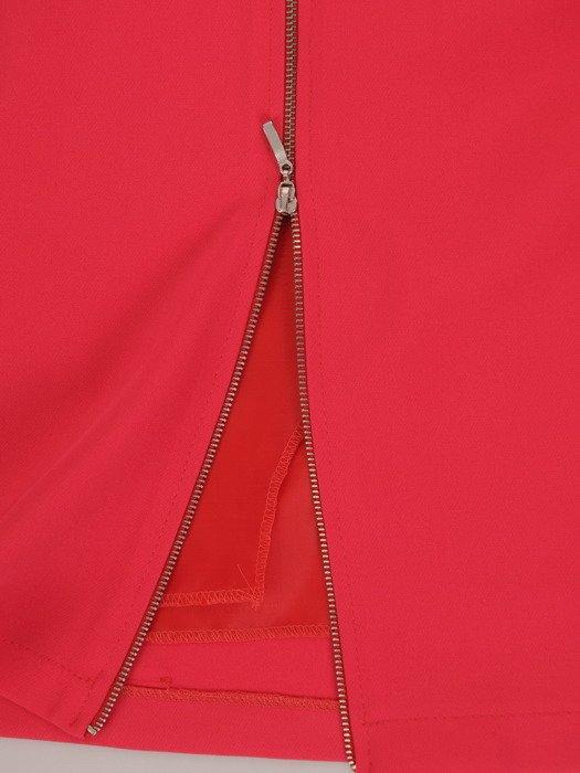 Spódnica ozdobiona suwakami Łucja VI.