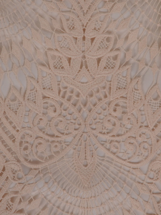 Sukienka na wesele, komunię, elegancka kreacja z koronki 20551.