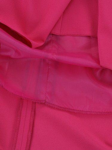 Sukienka trapezowa Kamila VI, rozkloszowana kreacja podkreślająca talię.