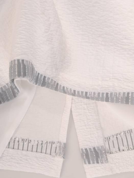 Sukienka wyjściowa, kreacja z szyfonowymi rękawami 28209