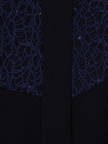 Sukienka z błyszczącej koronki Małgorzata II, wyszczuplająca kreacja wieczorowa.