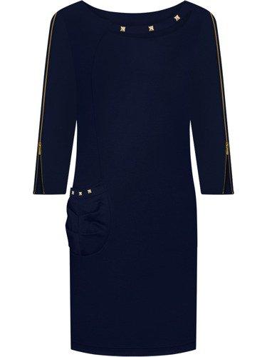 Sukienka z dzianiny Ismena V.
