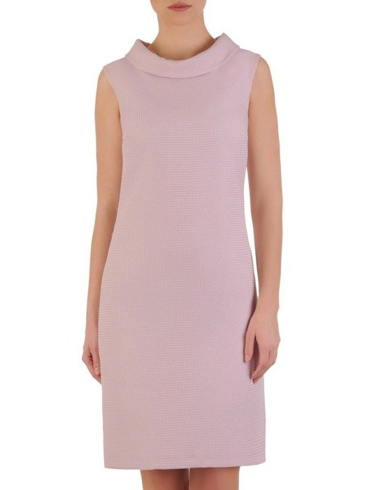 Sukienka z krótkim bolerkiem, nowoczesny komplet wizytowy 24829