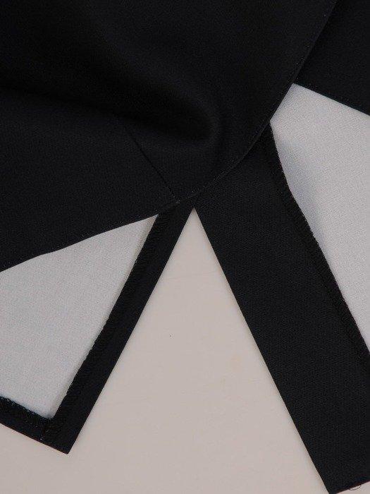 Sukienka z tkaniny, wiosenna kreacja w wyszczuplającym wzorze 25653
