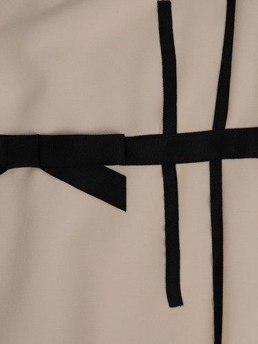 Sukienka z wyszczuplającymi wstawkami Patryka II.