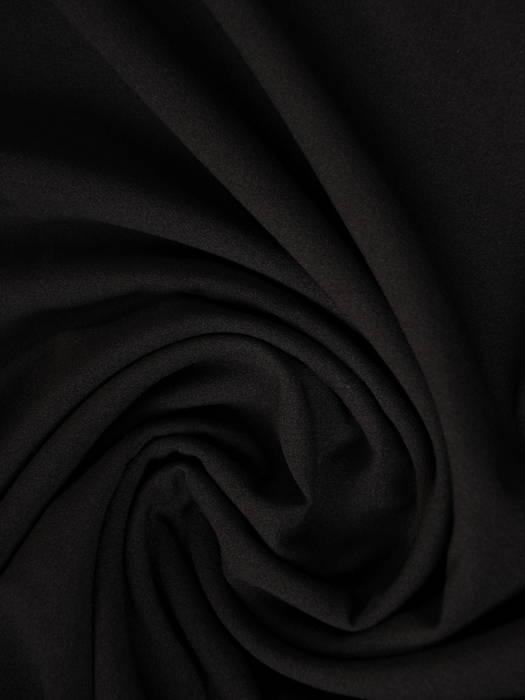 Wieczorowa sukienka z połyskującym topem i kopertowym dekoltem 30935