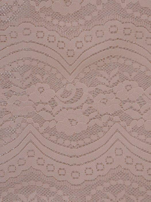 Wyszczuplająca sukienka z koronkowym wzorem 18144.