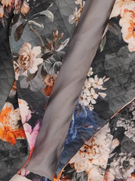 Żakiet w kwiaty 27265
