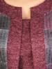 Dzianinowa sukienka, kreacja z imitacją żakietu 29331