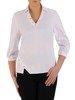 Elegancka bluzka z ozdobnymi guzikami 24679