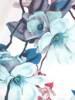 Letnia sukienka hiszpanka, kreacja w kolorowe kwiaty 29965