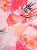 Oryginalna bluzka, tunika z gumką przy dekolcie 29504