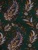 Prosta sukienka z ciekawym wzorem, wiosenna kreacja z guzikami 24673
