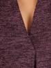 Rozkloszowana sukienka z dzianiny, kreacja z paskiem 27186