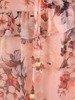Sukienka koktajlowa, zwiewna kreacja z szyfonu 26031