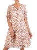 Sukienka w luźnym fasonie, zwiewna kreacja na lato 26086