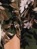 Tunika z tkaniny w jesiennym wzorze 27391