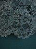 Wizytowa sukienka z koronkowym topem 25249