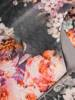 Żakiet damski w kwiaty 27267